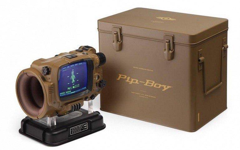 E3 2016 U-tad: Fallout 4 tendrá otra Edición Coleccionista con Pip-Boy incluido