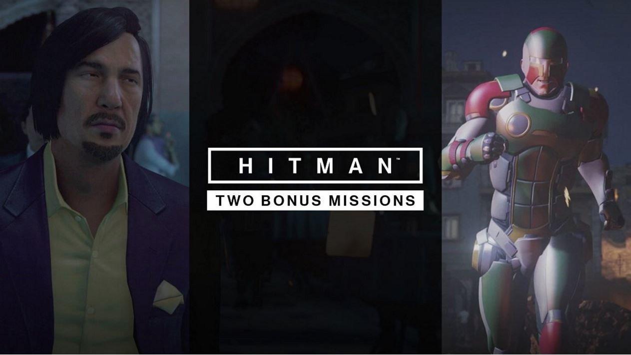 Hitman anuncia un episodio extra para este verano