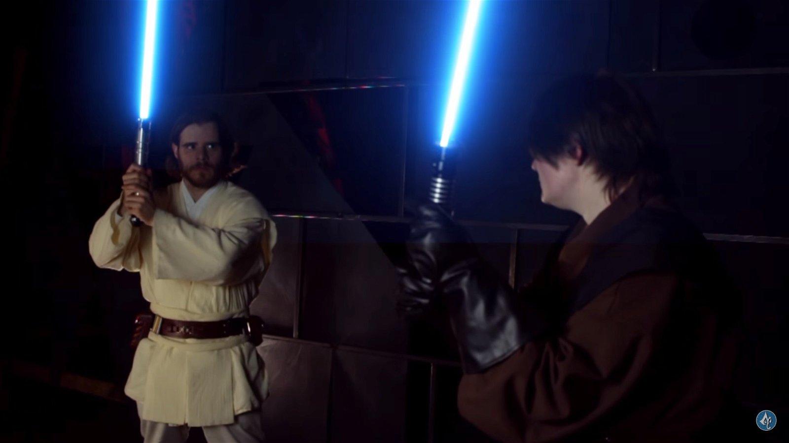 Star Wars cuenta con una nueva película fan en clave de humor
