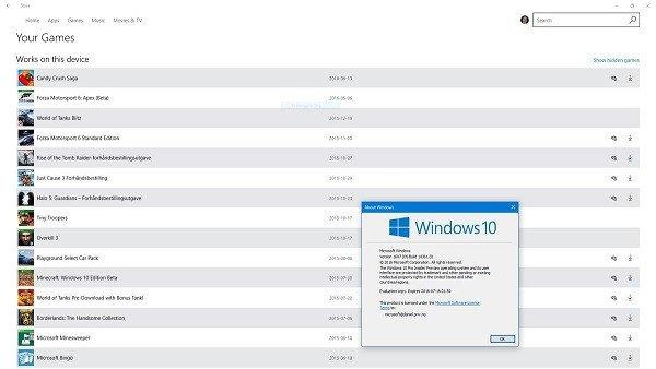 Microsoft podría hacer que los títulos de Xbox 360 y Xbox One sean compatibles en Windows 10
