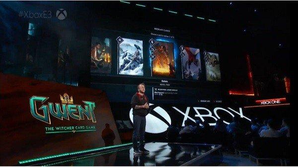 E3 2016 U-tad: Gwent se presenta en la conferencia de Microsoft