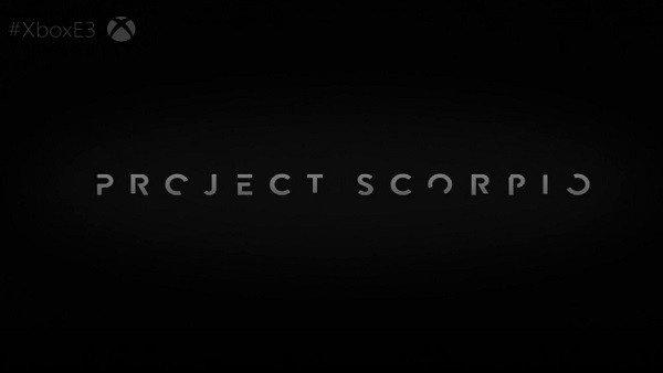 Xbox Scorpio será