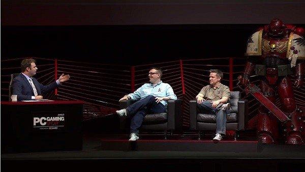 E3 2016 U-tad: Warhammer 40.000: Dawn of War 3 abre el acto del PC