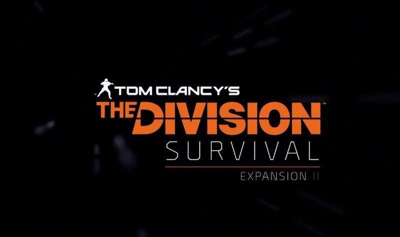 E3 2016 U-tad: The Division presenta Survival, su siguiente expansión