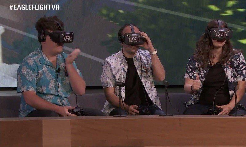 Gamescom 2016: Ubisoft detalla la fecha de sus juegos de realidad virtual