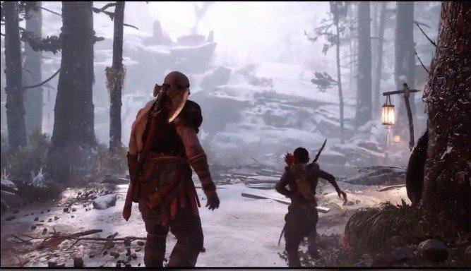 E3 2016 U-tad: Sony abre su conferencia con un nuevo God of War