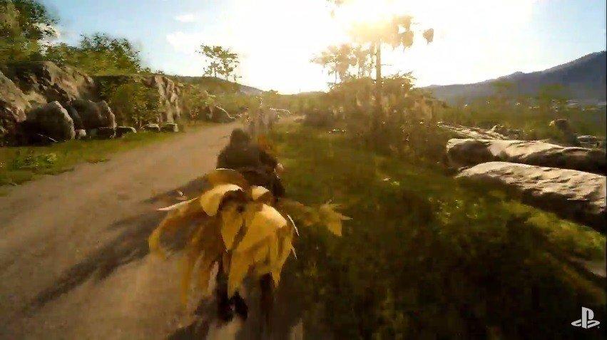 E3 2016 U-tad: Final Fantasy XV se apunta a la realidad virtual