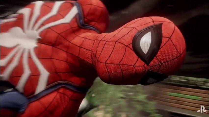 Spiderman: Sony confirma que lo mostrado de Spiderman en la feria era un gameplay