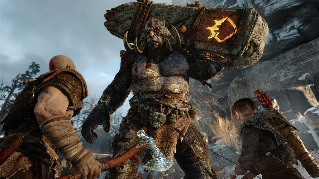 RESULTADO ENCUESTA: Esto es lo que más te llama la atención del nuevo God of War