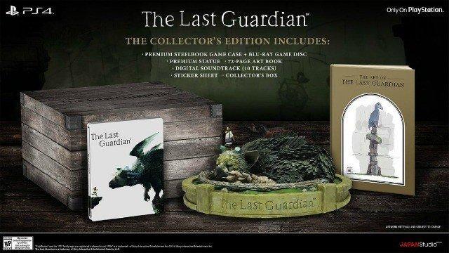 Concurso The Last Guardian