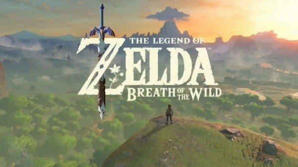 The Legend of Zelda: Breath of the Wild: Lo visto en la conferencia de Nintendo representa solo el 1% del juego