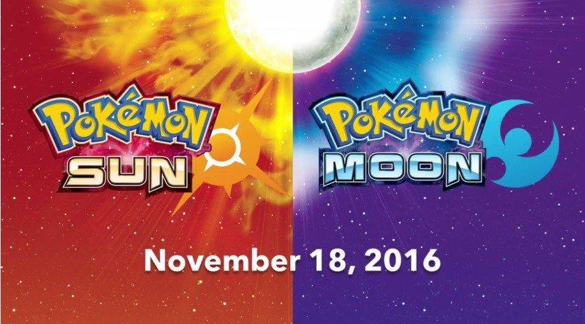 E3 2016 U-tad: Pokémon Sol/Luna presenta un nuevo menú de batalla