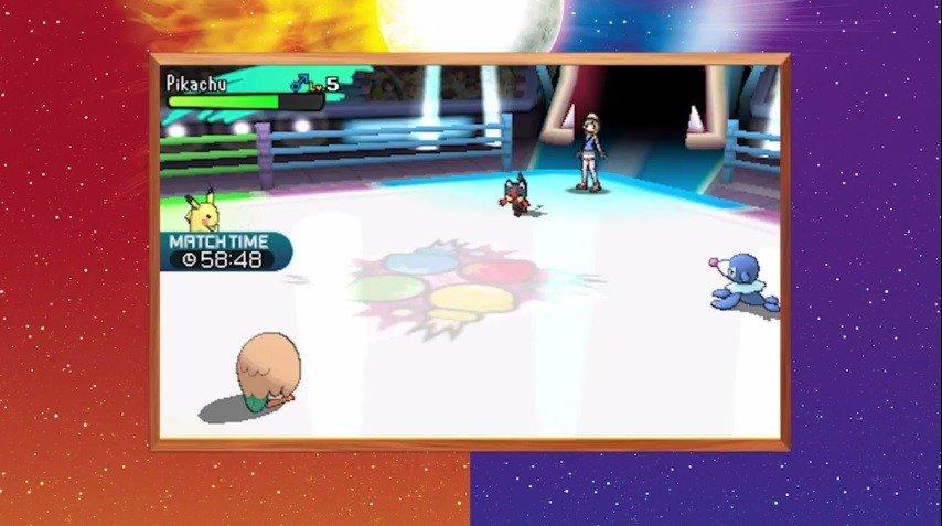 E3 2016 U-tad: Pokémon Sol/Luna presenta Battle Royal, el multijugador del juego