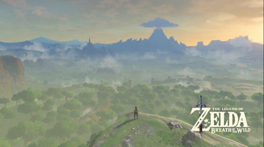 E3 2016 U-tad: La demo de The Legend of Zelda: Breath of the Wild contenía mensajes ocultos