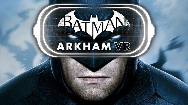 E3 2016 U-tad: Batman: Arkham VR ofrece detalles de su jugabilidad
