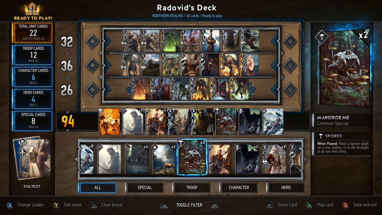 The Witcher: CD Projekt se ríe de sí mismo con la carta de Sardinilla en el juego de Gwynt