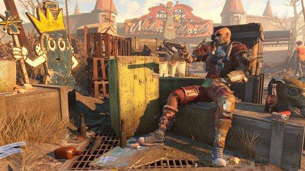 Fallout 4: Su nuevo DLC, Nuka World, te permitirá convertirte en un villano