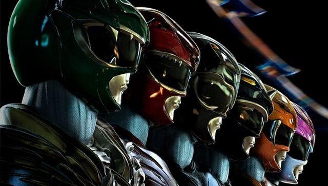 Power Rangers tendrá al primer superhéroe homosexual
