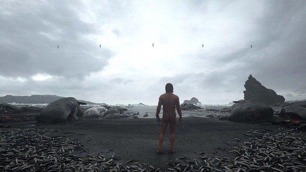 Death Stranding: Se filtra una supuesta imagen de Emma Stone en el videojuego