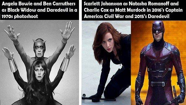 Así han cambiado los superhéroes en sus distintas adaptaciones al cine