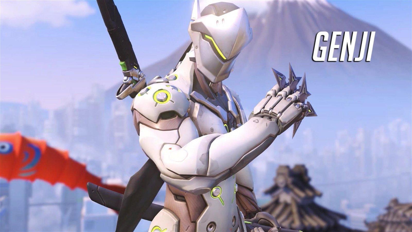 Esta Jugada Destacada de Overwatch no es para ojos humanos
