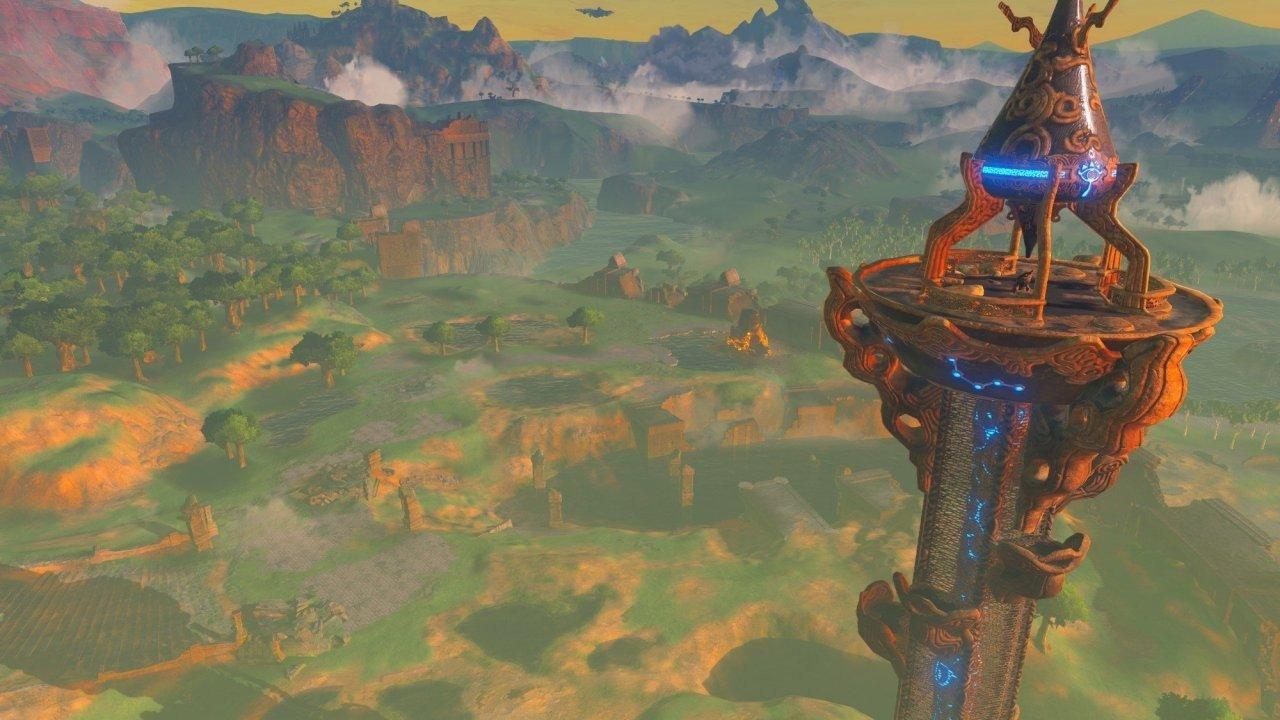 E3 2016 U-tad: The Legend of Zelda: Breath of the Wild se retrasó por complicaciones con su motor de físicas