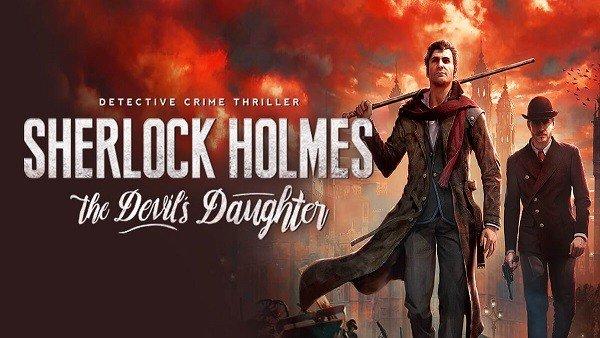 Sherlock Holmes: The Devil's Daughter muestra su arte conceptual