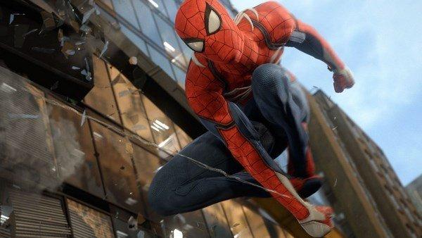 Spider- Man confirmado para la primera de 2018