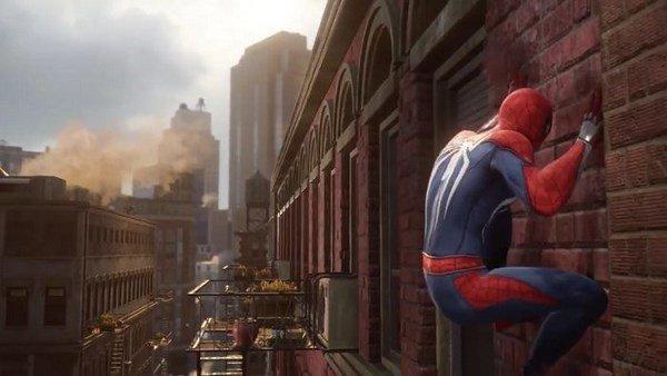 E3 2017 U-tad: Spider-Man presentará varios trajes en su nuevo videojuego