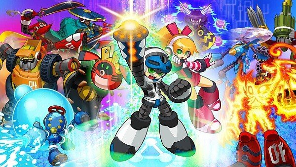 Sonic se mofa en Twitter de Mighty No. 9