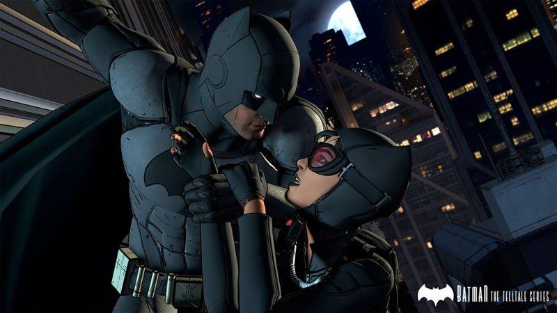 Batman: The Telltale Series lanzará su primera temporada al completo en 2016