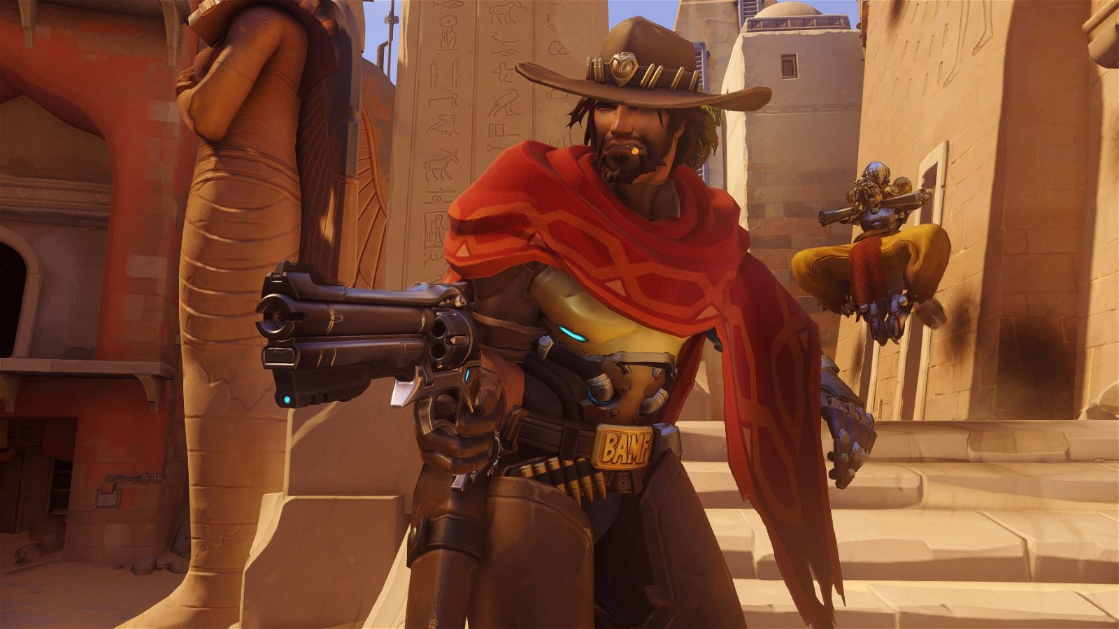 Overwatch: Un fan del juego crea este impresionante cosplay de McCree