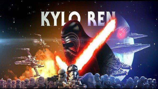 LEGO Star Wars: El Despertar de la Fuerza presenta a Kylo Ren en un nuevo vídeo
