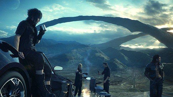 Final Fantasy XV podría llegar a Xbox Scorpio y PlayStation 4 Neo