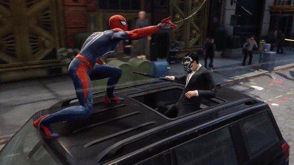 El nuevo juego de Spiderman no tendrá relación con  Homecoming