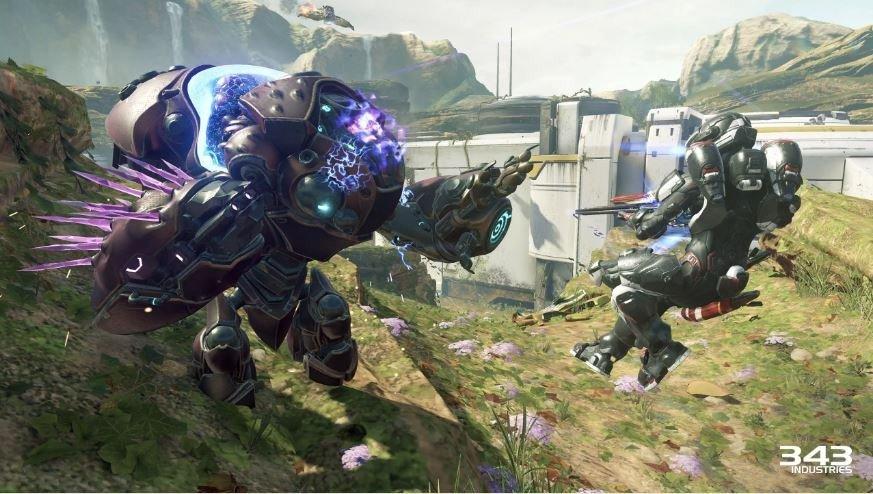 Halo 5: Guardians incluye un nuevo jefe y vehículo con su actualización gratuita