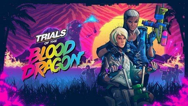 Trials of the Blood Dragon: Ubisoft te lo regalará si cumples una serie de condiciones en su demo