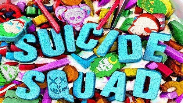 Escuadrón Suicida se convierte en una marca de cereales en su último póster