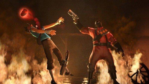 Team Fortress 2 se convierte en un infierno a causa de los streamers