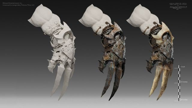 Warcraft: El Origen: Así fue el diseño de las armas para la película