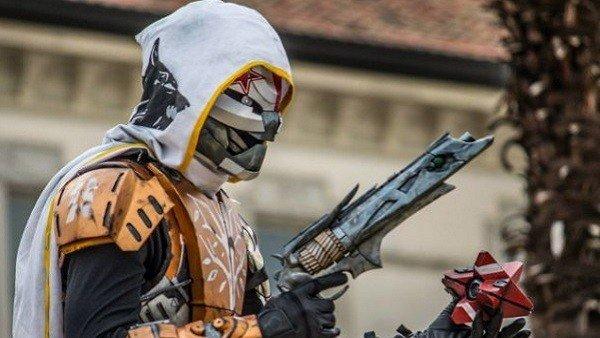 El cosplay de Destiny que emocionó a Steven Spielberg