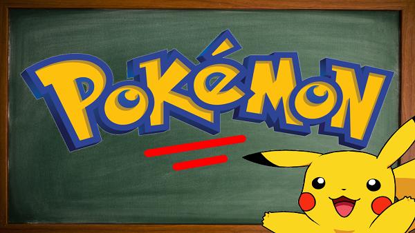 ¿Por qué Pokémon lleva tilde en la