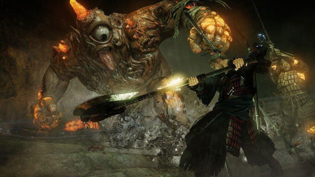 """Nioh: Su director califica de """"obvia"""" la inspiración del juego en Dark Souls"""