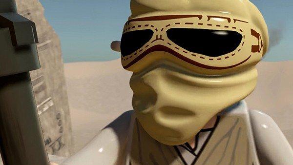 LEGO Star Wars: El Despertar de La Fuerza muestra a Rey en un nuevo tráiler