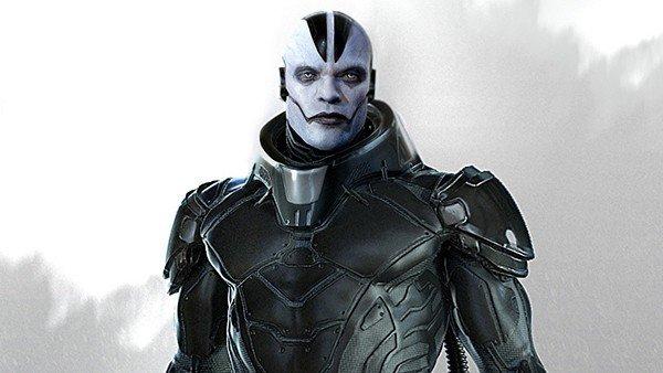 X-Men: Apocalipsis revela su arte conceptual alternativo