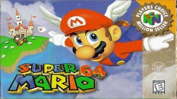 Super Mario 64: 10 curiosidades que quizás no sabías