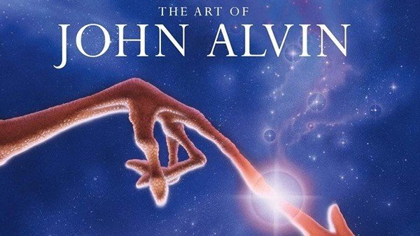 No Solo Gaming: El libro El Arte de John Alvin, al detalle