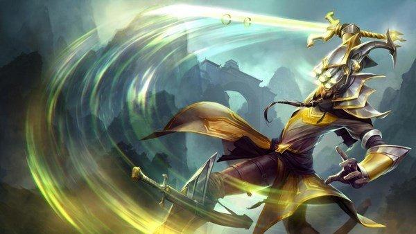 League of Legends: Maestro Yi se convierte en el maestro de la escoba con este cosplay