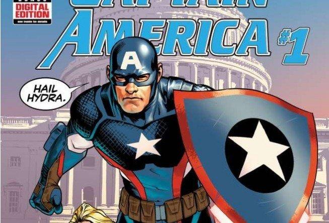 Capitán América: Revelado el porqué de su giro argumental en los cómics