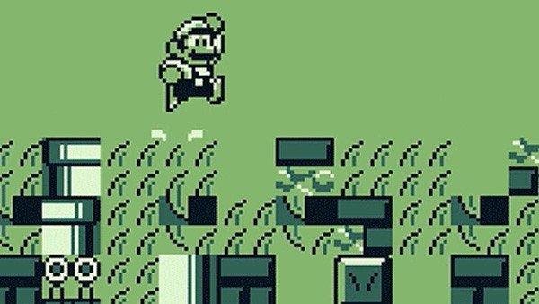 Super Mario Land 2, reprogramado para hacer un speedrun